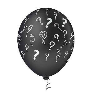 Balão/Bexiga N10 Chá Revelação C/25