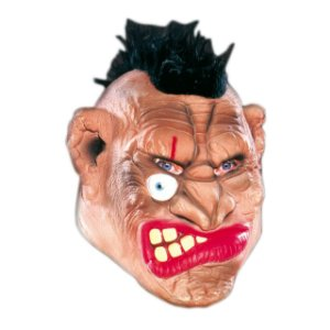 Máscara Monstro O Coisa com Pelo
