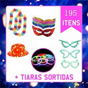 Kit Festa Com 195 Itens