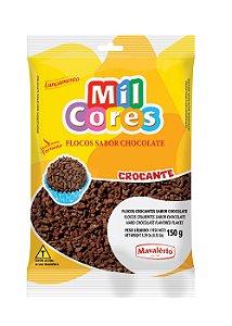 Flocos Crocantes de Chocolate Mavalério - 150g
