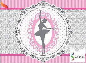 Painel Grande de TNT | Bailarina