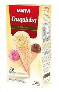 Casquinha Crocante  C/ 12