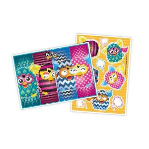 Kit Decorativo Furby Boom C/9 Enfeites
