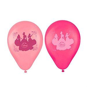 Balão/Bexiga Princesas N9 C/25