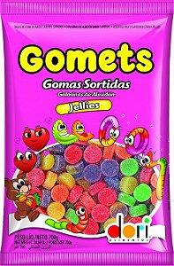 Bala De Goma Gomets Americana Frutas 700G | Dori