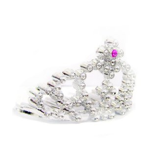 Mini Coroa Princesa Pente C/12