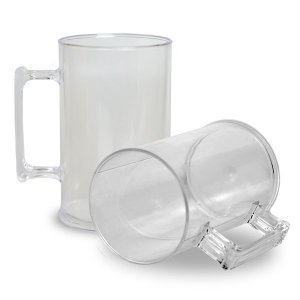 Kit Caneca Chopp 440ml C/25 | Transparente