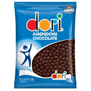 Kit Amendoim Chocolate 500g C/3 | Dori