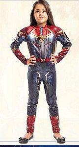 Fantasia Capitã Marvel Infantil | Regina