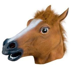 Máscara De Cavalo