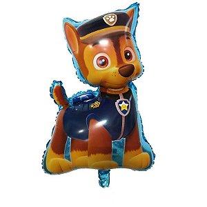 Kit Balão Metlizado Minishape Patrulha Canina C/3 | Regina