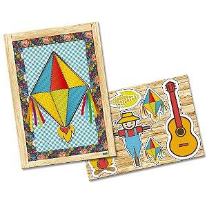 Kit Decorativo Festa Junina | Festcolor