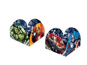 Porta Forminha Avengers Vingadores Animated C/50 | Regina