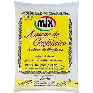 Açúcar Confeiteiro 1Kg  | MIX