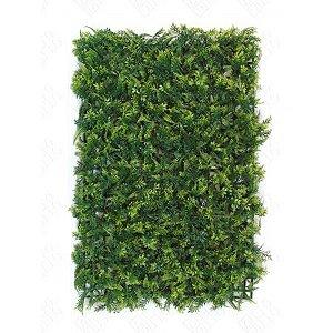 Samambaia Artificial 40x60cm Placa Folha Muro Parede Jardim