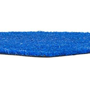 Grama Sintética Colorida 12mm - Azul - 18 Metros Quadrados
