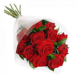 Ramalhetes de rosas vermelhas