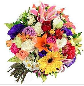 Buquês de Flores Mistas