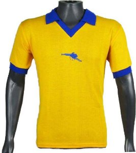 Camisa Retrô Arsenal 1977 / 1978