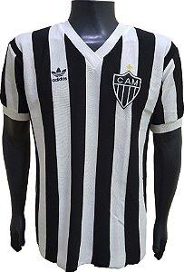 Camisa Retrô Atlético Mineiro 1984 Precon