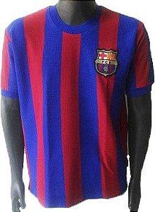 Camisa Retrô Barcelona