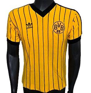 Camisa Retrô Borussia Dortmund Logo