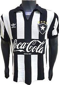 Camisa Retrô Botafogo 1988 Listrada