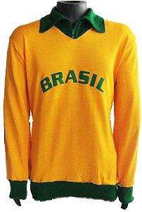Agasalho / Jaqueta Seleção Brasileira Brasil