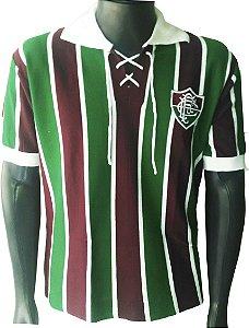 Camisa Retrô Fluminense c/ Cordinha