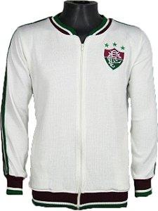Agasalho / Jaqueta Fluminense Branco