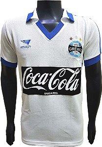 Camisa Retrô Grêmio Coca Cola 1987