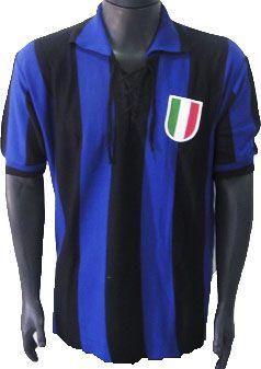 Camisa Retrô Inter de Milão c/ Cordinha
