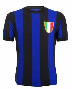 Camisa Retrô Inter de Milão 1960