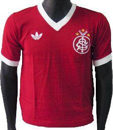 Camisa Retrô Internacional 1980