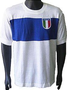 Camisa Retrô Seleção Italiana Itália 1965