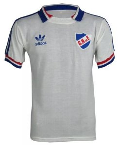 Camisa Retrô Nacional do Uruguai
