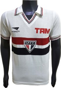 Camisa Retrô São Paulo SPFC TAM 1993