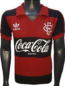 Camisa Retrô Vitória da Bahia Coca Cola