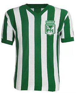 Camisa Retrô Atlético Nacional de Medellin