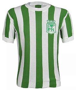 Camisa Retrô Atlético Nacional de Medellin 1989