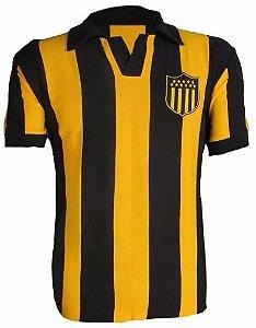Camisa Retrô Peñarol Uruguai anos 80