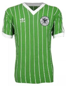 Camisa Retrô Seleção Alemã Alemanha 1980