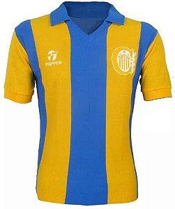 Camisa Retrô Rosário Central Argentina anos 80