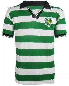 Camisa Retrô Sporting de Portugal