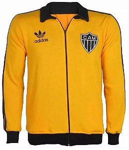 Agasalho / Jaqueta Atlético Mineiro Amarelo TOP