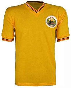 Camisa Retrô Seleção Romena Romênia 1973