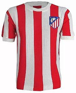 Camisa Retrô Atlético de Madri