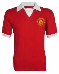 Camisa Retrô Manchester United George Best