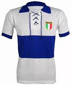 Camisa Retrô Seleção Italiana Itália 1974