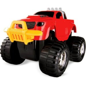 Carrinho Pickup Off Road Tiger Monster Collection Dismat